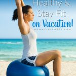 Heading out on a vacation? It's hard to diet and exercise sometimes, but there are ways to not overindulge too much! Read these tips and have fun!