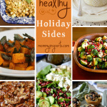 Looking for alternatives to some of your favorite holiday side dishes? You can still eat like a king during the holidays, but in a bit more healthier fashion! Check out these 20 Healthy Holiday Sides and see if your fav recipe is included.